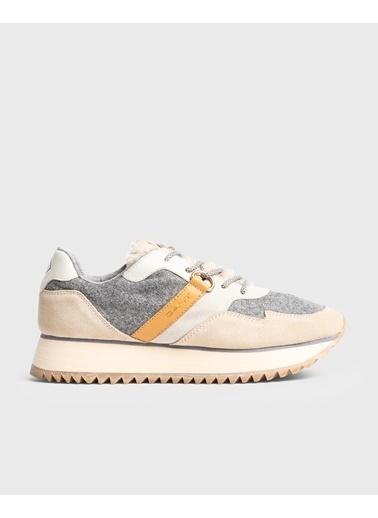 Gant Spor Ayakkabı Bej